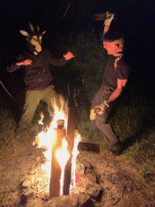 Too dark park Party - ein exorzistischer Zwischenfall